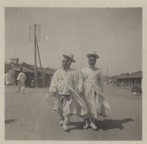 Willard Dickerman Straight and Early U.S.-Korea Diplomatic Relations, Cornell University Library